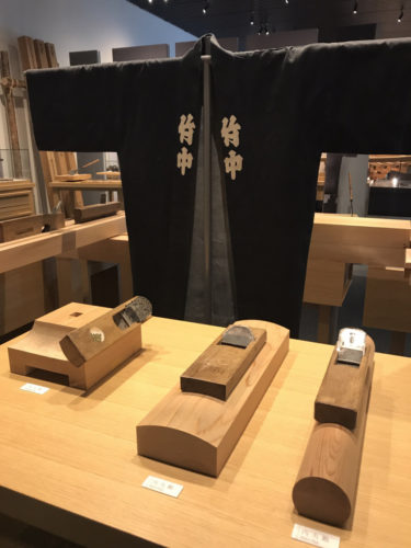012 竹中大工道具館 大工道具の博物館