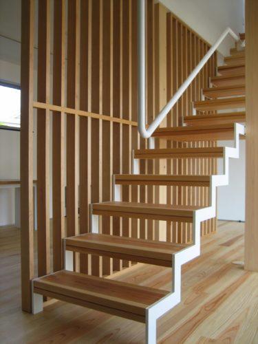 階段 デザイン事例