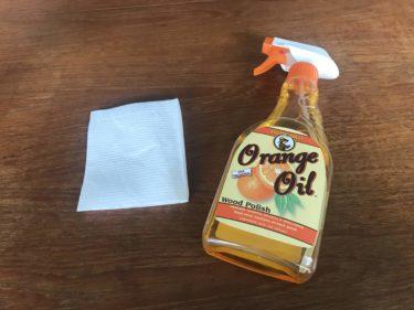 005 オレンジオイル HOWARD社